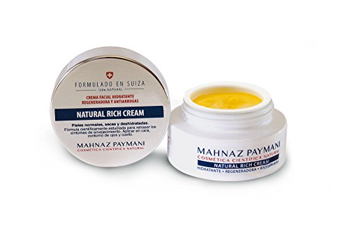 Natural Rich Cream – Hidratante Antiarrugas...