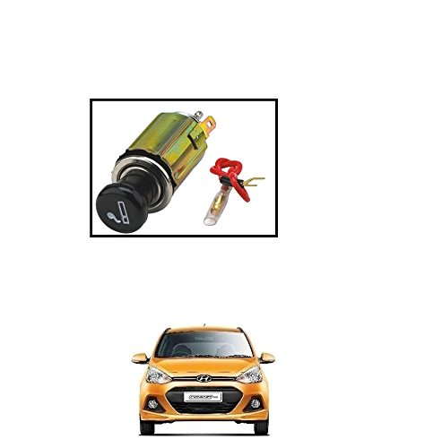 YourBuy Car 12V 10A Car Cigarette Lighter 1pcs for Hyundai Grand I-10 I10  available at amazon for Rs.125