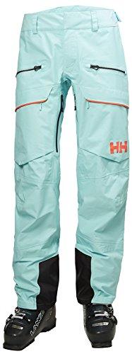 Helly Hansen Damen W Aurora Shell Pant Skihose, Sunburned Purple, XL