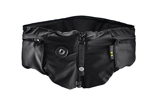 Hövding Airbag Helm 2.0, schwarz, M