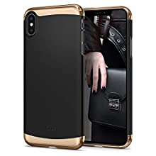 CYRILL Ciel Colene Designed for iPhone Xs Max Case (2018) - Matte Black