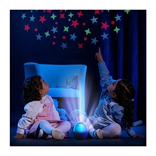 Nachtlicht mit Sternenlicht Projektor - Einschlafhilfen für Kinder - Sternenlicht, Sternenlampe, Nachtlicht, einschlafhilfen für kinder, Baby Schlafhilfe