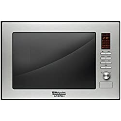 Hotpoint MWHA 222.1 X Built-in 25L Stainless steel microwave - microwaves (Defrost, Grill, Microwave)