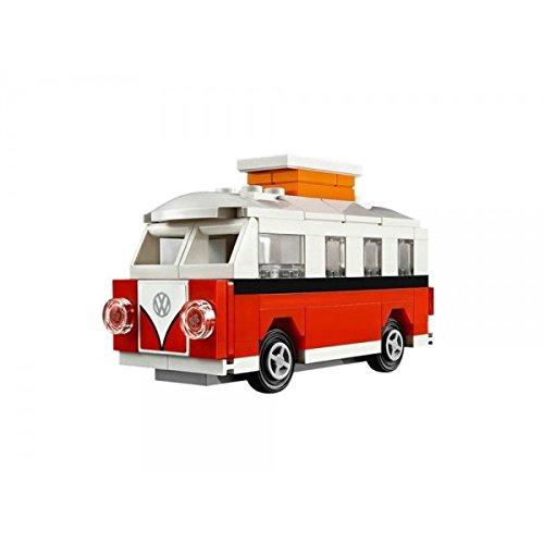 Preisvergleich Produktbild LEGO 40079 Creator VW Bus T1 Camper Van - Exclusives Set im Beutel mit 76 Teilen