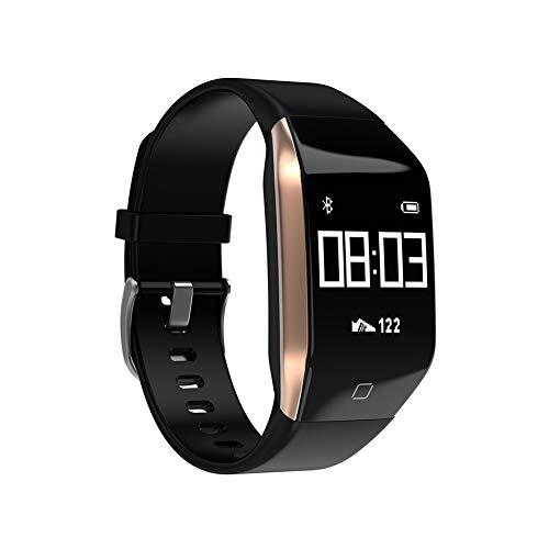 Preisvergleich Produktbild GPS Smart Armband IP68 Wasserdicht Bluetooth 4.2 Multi-Sport Herzfrequenz Überwachung Anrufe Smart Armband für Android und iOS