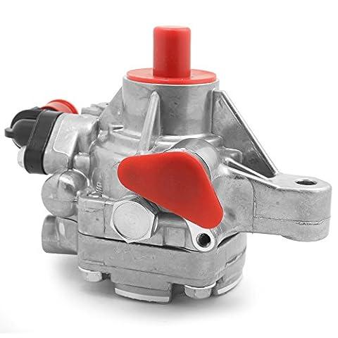 PAO MOTORING New Steering Pump For Honda Accord 2.4L OEM 56110RAAA01 Power Steering Pump