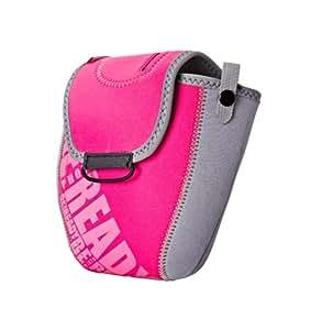 Active-Bag Neoprentasche für Canon PowerShot SX50 HS - Farbe pink grau