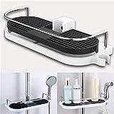Duschkabinen-Halterung für Badezimmer, Duschregal, Duschregal, Duschablage