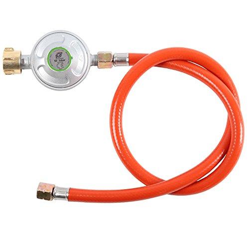 gas-niederdruckregler-50mbar-gasschlauch-neu