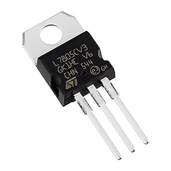 Versatile l 7805 m 7805 5v voltage regulator
