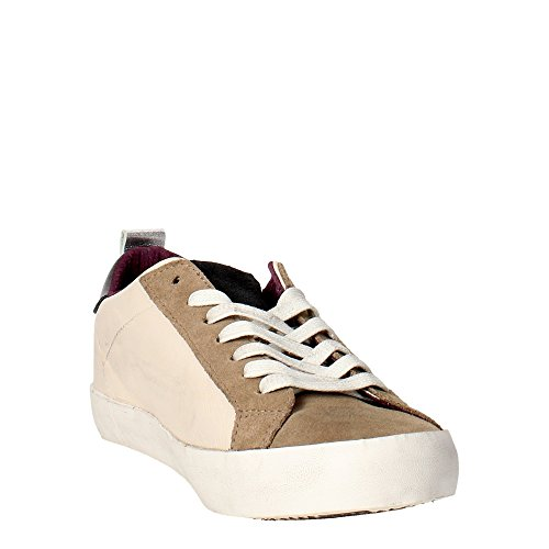 D.a.t.e. HILL LOW Sneakers Donna Beige