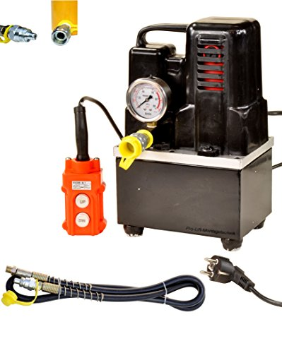 Pro-Lift-Montagetechnik 230V Hydraulikpumpe, 700bar, Elektropumpe, 1800cm³ Öltank, 00046