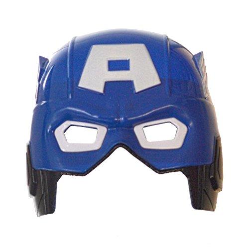 Captain America Marvel Comics Maske mit Lampe Spielzeug (Toy Fällen Phone Story I 5s)