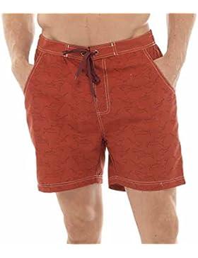 Para hombre diseño de impresión de tiburón pantalón corto de bañador para pantalones de bañador para niño diseño...