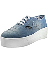 FASHIMO Women Canvas Denim Casual Shoes