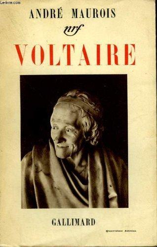 Portada del libro Voltaire