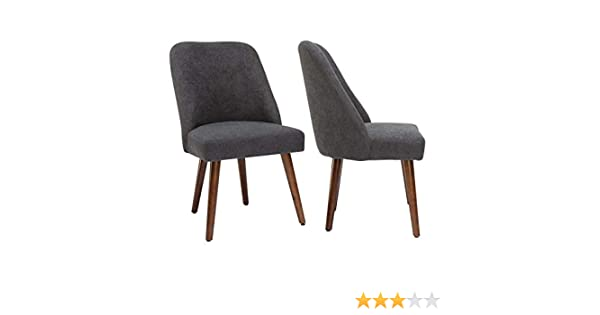 Set di 2 sedie per Sala da Pranzo By Demeyere Gaby