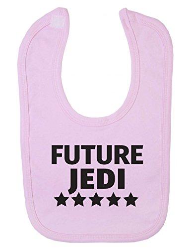 Futuro Jedi di Star Wars Stelle Design Funny Cute neonati Bavaglino