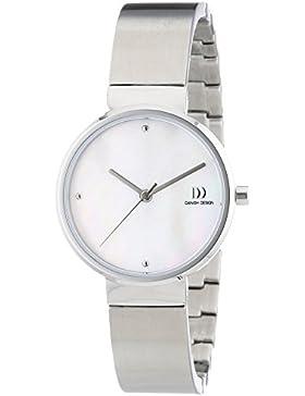 Danish Design Damen-Armbanduhr XS Analog Quarz Edelstahl 3324550