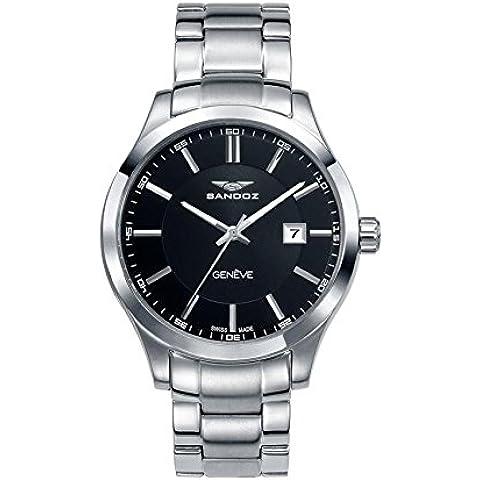 Reloj caballero Sandoz ref: 81379-57