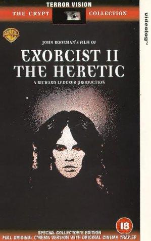 Preisvergleich Produktbild Exorcist 2 - The Heretic [UK IMPORT]