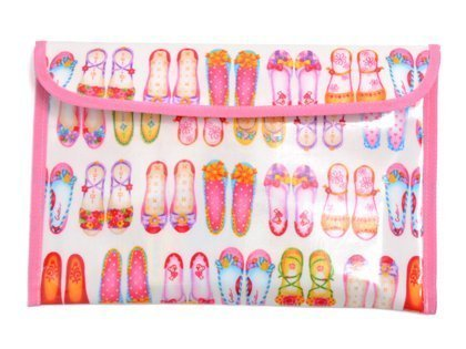 Girls shoes of organized contact smart bag feet Kirari (white) made in Japan N4020000 (japan import)