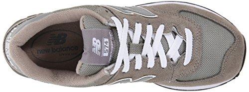 New Balance  WL574 B, Peu femme Grey