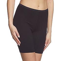 Calida Damen Hose Comfort Panties, Schwarz (schwarz 992), 46 (Herstellergröße: M = 44/46)