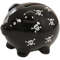 Suki Gifts 19160 Sparschwein Totenkopf in Geschenkeschachtel preisvergleich bei kinderzimmerdekopreise.eu