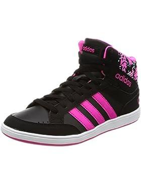 Adidas, Mädchen - Sneaker, Hoops Mid K