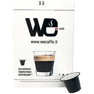 We Caffé Capsule Compatibili Nespresso Espresso Napoletano - 120 capsule