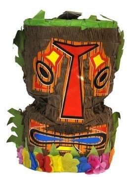 ESPA / FunnyFashion NEU Pinata Hawaii Tiki-Maske, ca. 50cm