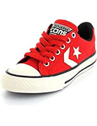 Converse Youths All Star Player EV Ox Casino Textile Trainers