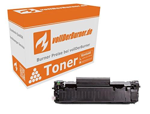 Preisvergleich Produktbild vollDerBurner XL Toner für HP CF279A / 79A 1.000 Seiten LaserJet Pro M12 M26 M26A CF-279-A CF 279 A CF279 CF279A/79A