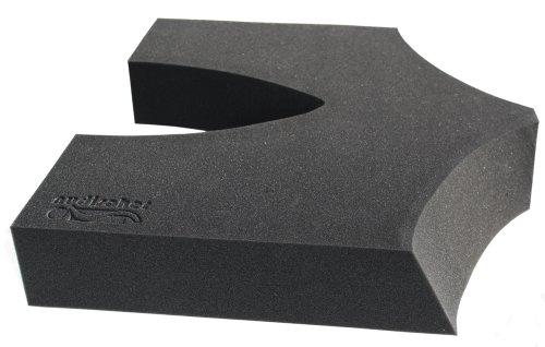 COCCY-XL Steißbein Kissen | orthopädisches Sitzkissen | coccyx Entlastungs Kissen Breite 46 cm...