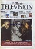 Telecharger Livres MONDE TELEVISION RADIO VIDEO DVD LE du 08 11 1999 BERNARD GLASS LA DER DES DERS LES POILUS DE LA GRANDE GUERRE ENFANCE VIOLEE BASKET AMERICAIN NBA LES RADIOS CULTURELLES LAURE ADLER P BOUTEILLER L EQUIPE CAVADA (PDF,EPUB,MOBI) gratuits en Francaise