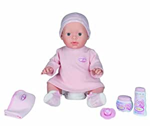 Poupon Interactif Baby Annabell 46cm (version anglaise)
