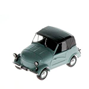Voiture miniature Russe de collection CM3-C3A 1/43. - Bleu