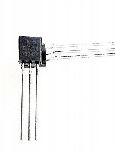 Preisvergleich Produktbild KLDZIDNI 3-Pin-Triode Transistor 431 TL431 zu 92 programmierbare Spannungsreferenz (50 Stück) KLDZIDNI&1469
