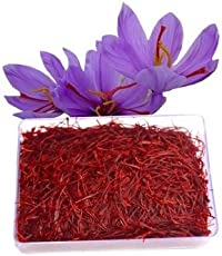 Kong Posh Saffron Kashmiri Pure Kesar healthy Trusted and Real Taste Saffron for pregnant women, 10g