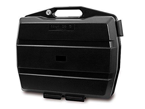 Koffer - Seitenkoffer Moped 26 Liter schwarz (dt. Prod.)
