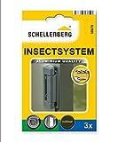 Schellenberg 50678 - Bisagra para armario (pack de 3)