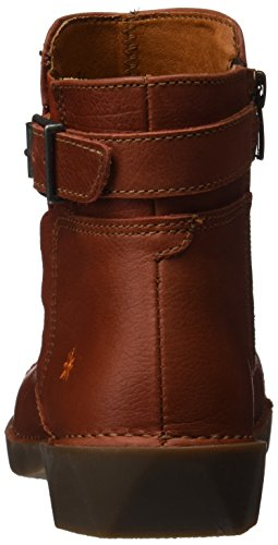 Art Ladies Mountain Short Boots Orange (memphis Petalo)