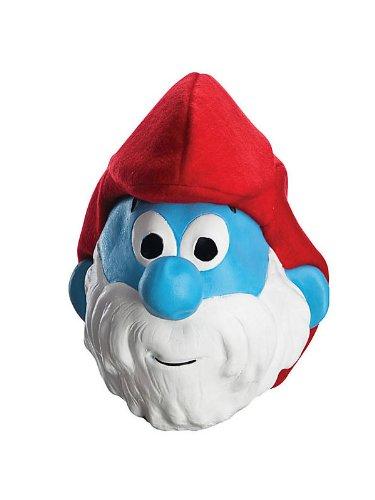 inyl (Papa Schlumpf Kostüm Für Kinder)