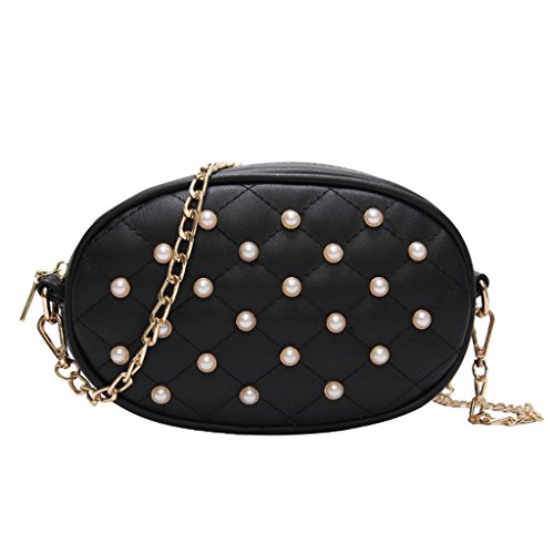Wanfor Women Mini Handbag Messenger Shoulder Bag Small Crossbody Casual Travel Bags