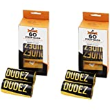 Dogz & Dudez Poop / Waste Bags - Eco-friendly Degradable Bags (Pack Of Two) 120 Bags