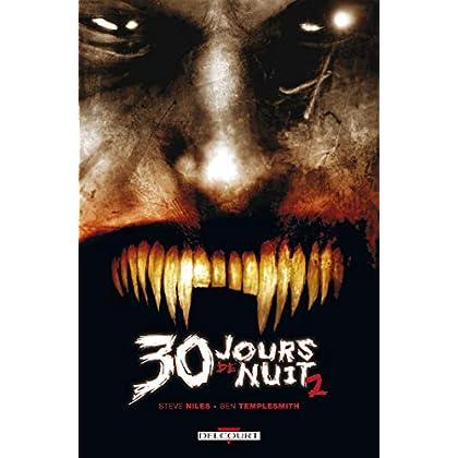 30 Jours de nuit, Tome 2 : Jours sombres