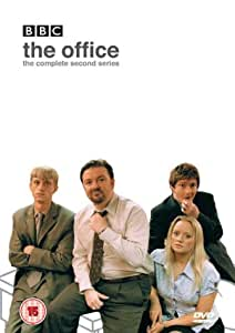 The Office - The Complete Second Series [2001] [DVD]