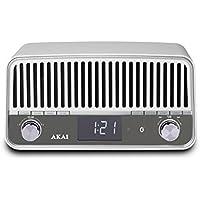 Akai APR500 Radio/Radio-réveil Lecteur CD MP3