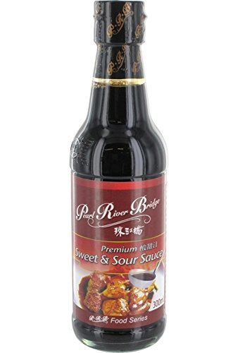 Premium Sweet & Sour Sauce (Süß & Sauer Sauce) Pearl River Bridge 300ml